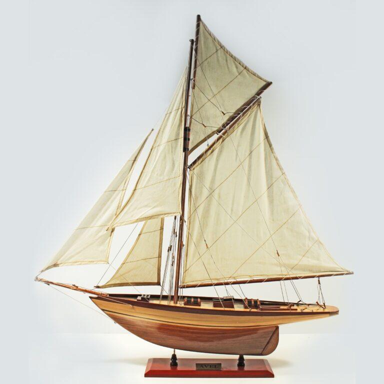 Avel Schiffsmodell