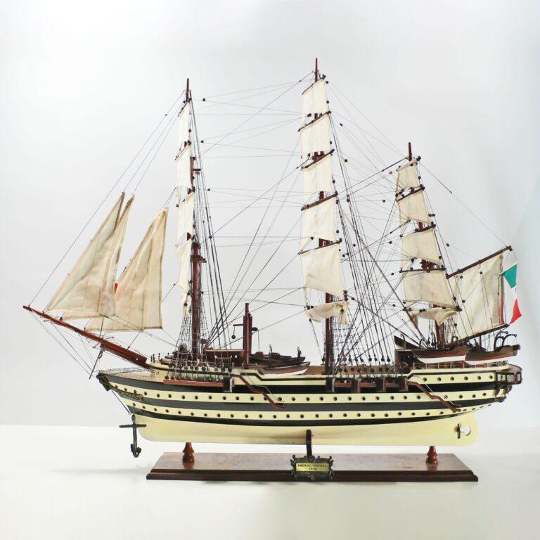 Amerigo Vespucci Schiffmodell