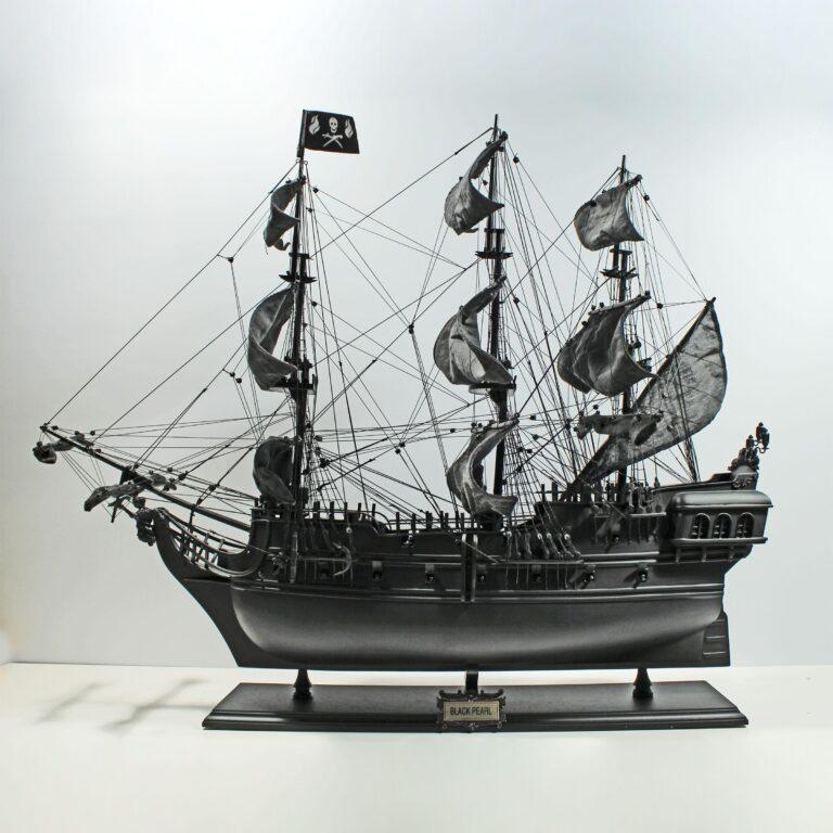 Black Pearl Schiffsmodell