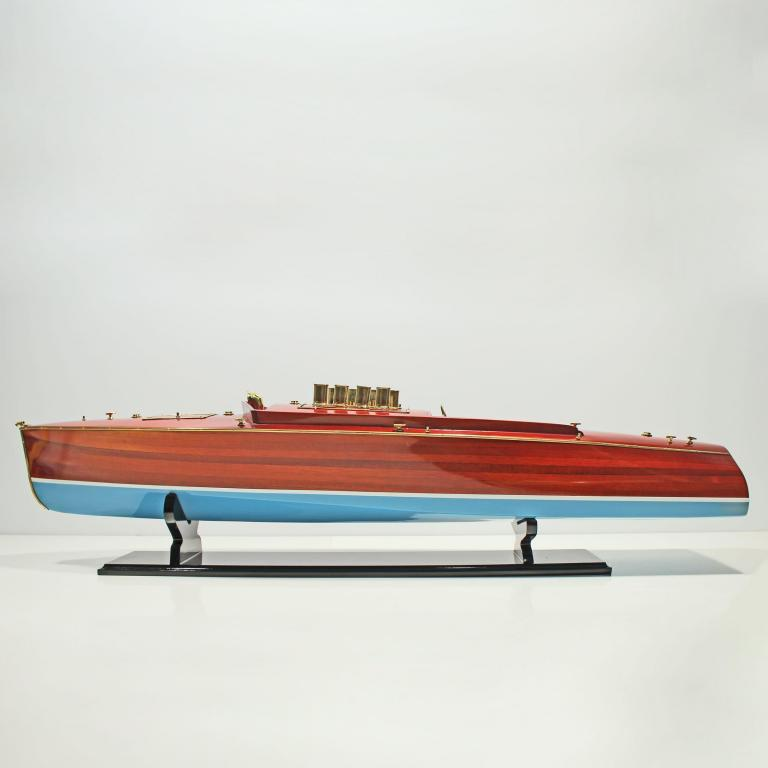 Dixie 2 Schiffsmodell