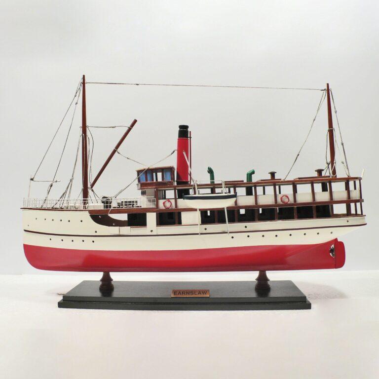 Earnslaw Schiffsmodell