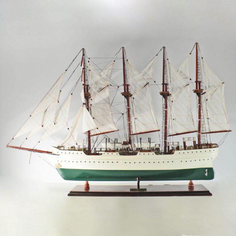 El Canoe Schiffsmodell