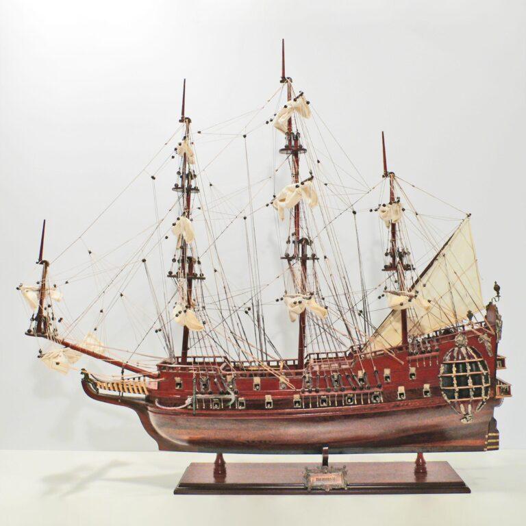 Fairfax Schiffsmodell