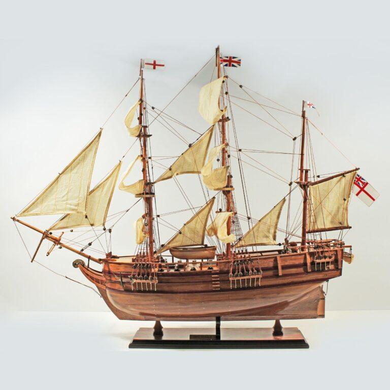 HMS Beagle Schiffsmodell