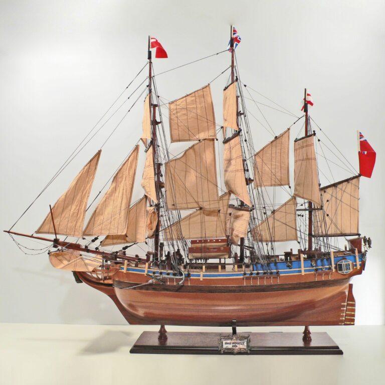 HMS Bounty Schiffsmodell
