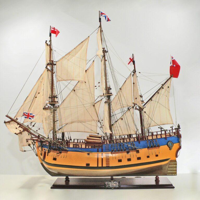 HMS Endeavour Schiffsmodell