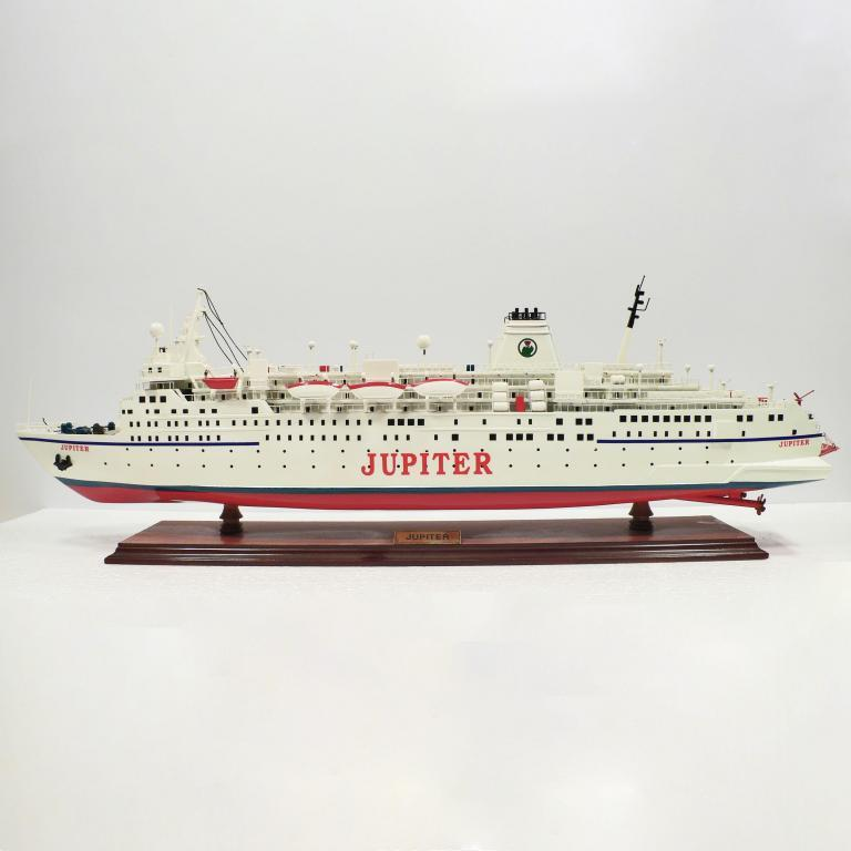 Jupiter Schiffsmodell