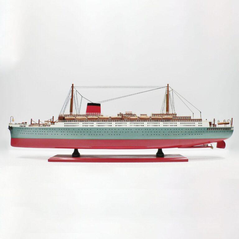 Lenanic Schiffsmodell