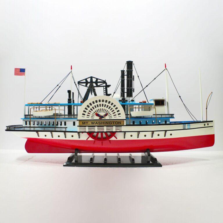 MT Washington Schiffsmodell