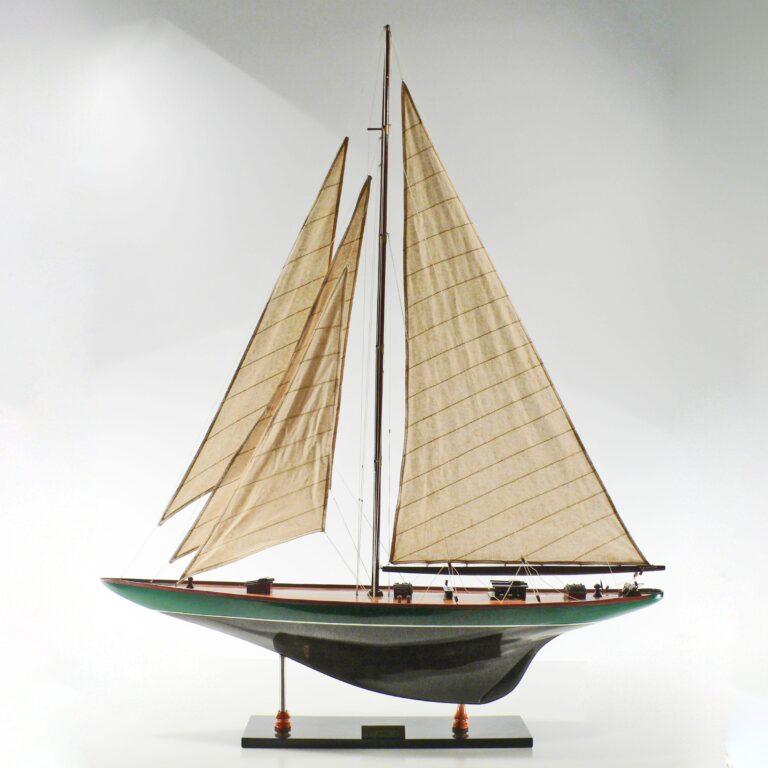 Shamrock Schiffsmodell