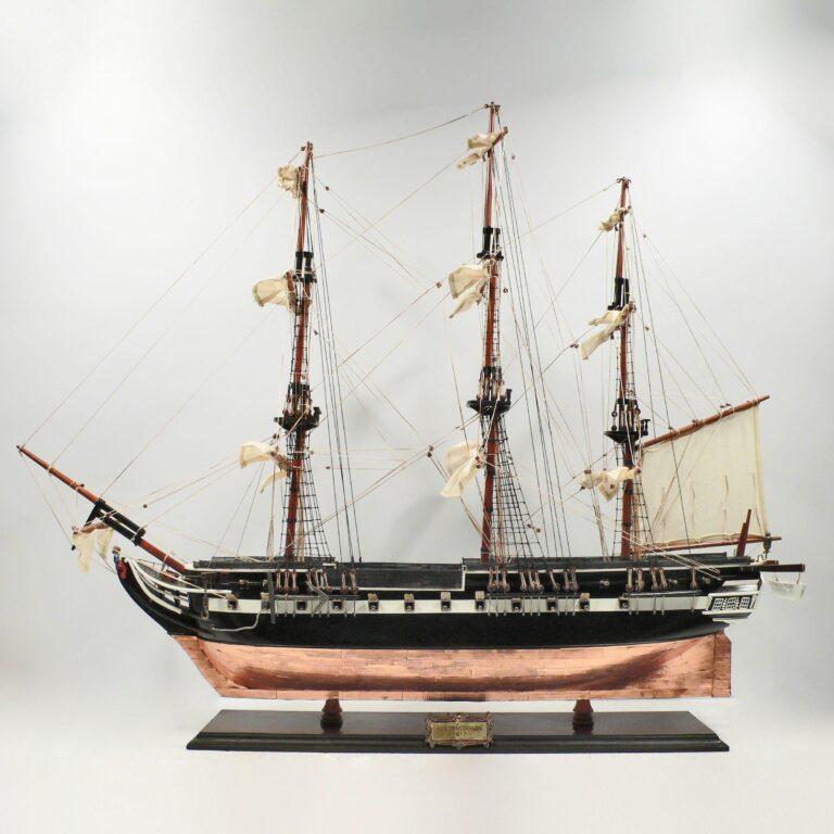Trincomalee Schiffsmodell
