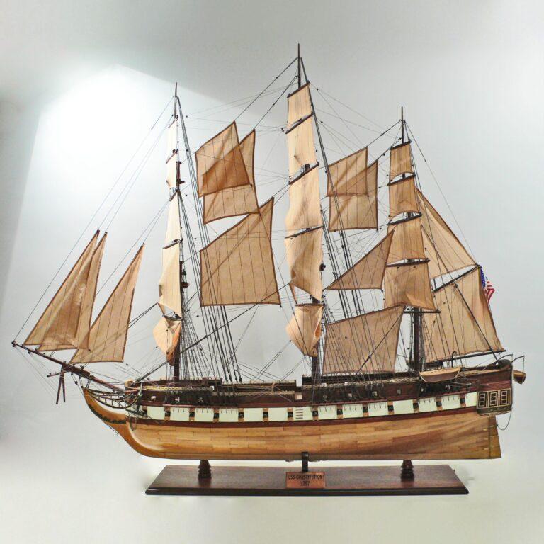 USS Constitution Schiffsmodell
